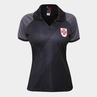 Camisa Vasco Rosa dos Ventos Edição Especial Nº 11 Feminina