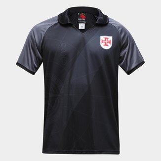 Camisa Vasco Rosa dos Ventos Edição Especial Nº 11 Masculina
