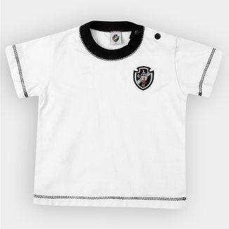 Camiseta Infantil Vasco Cores Clube