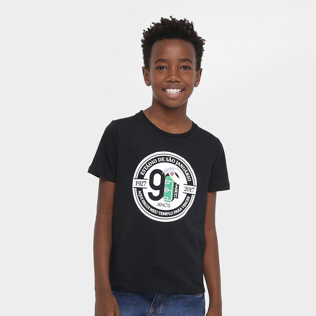 8bfa293d65 Camiseta Infantil Vasco São Januário 90 Anos | Shop Vasco