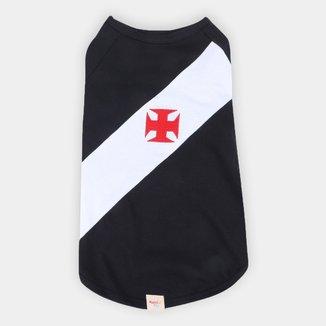 Camiseta Pet Vasco da Gama RetrôMania