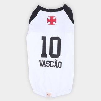 Camiseta Pet Vasco n° 10 RetrôMania