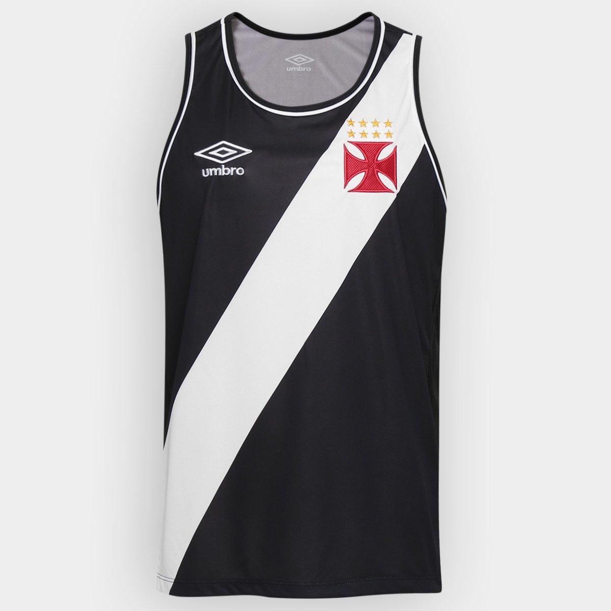 ddca99dc561d0 Camiseta Regata Umbro Vasco Basquete Oficial I 2016 - Compre Agora ...