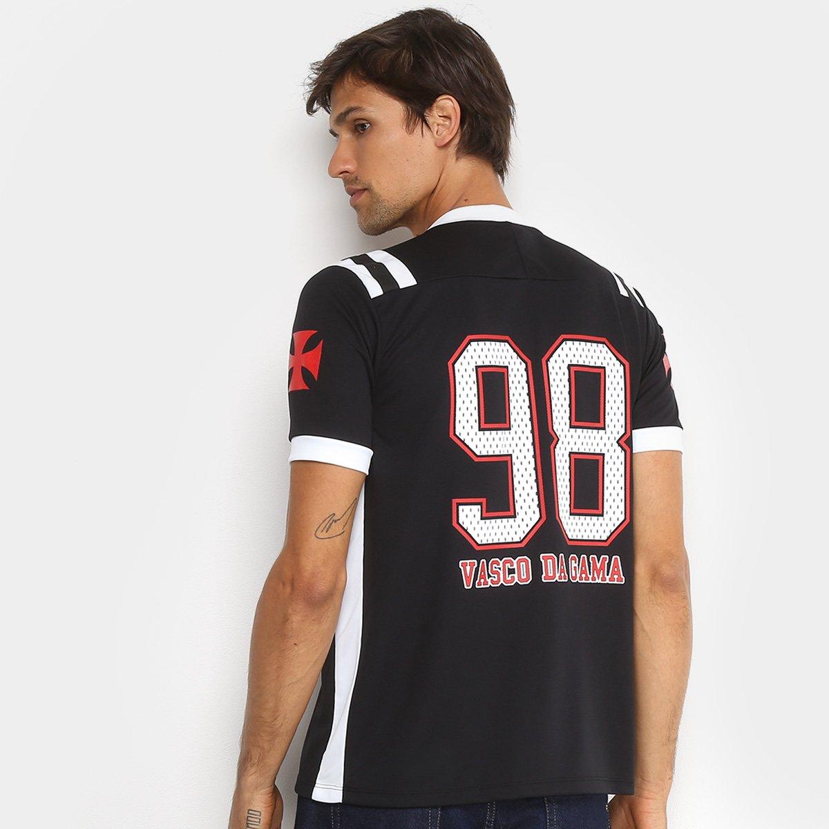Camiseta Vasco Breed Masculina  Camiseta Vasco Breed Masculina ... b77a461a007d9