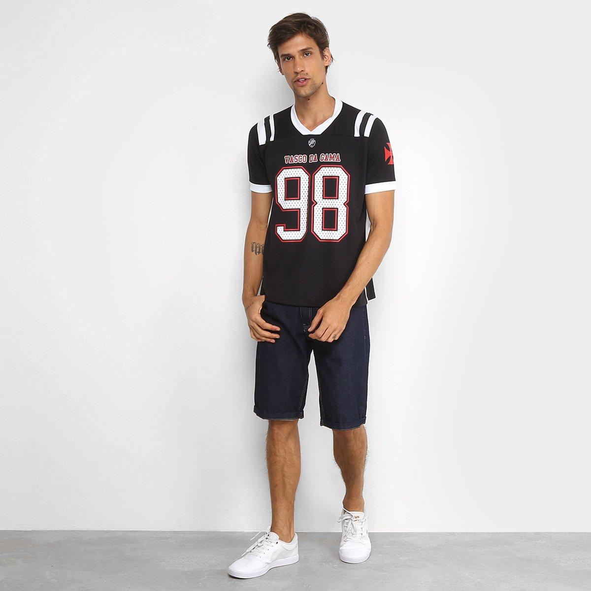 Camiseta Vasco Breed Masculina - Compre Agora  911297c7b3413