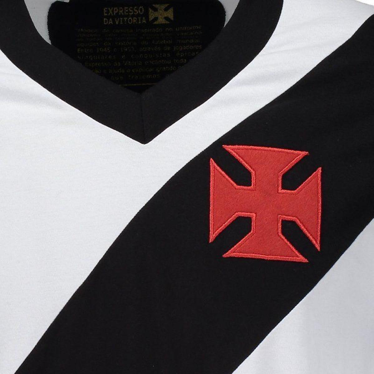Camiseta Vasco Expresso Masculina - Compre Agora  0507ab2f7b6d4