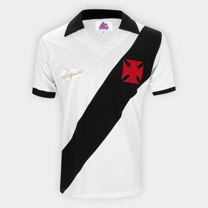 Camiseta Vasco Retrô 1971 Dinamite Nº15 Masculina
