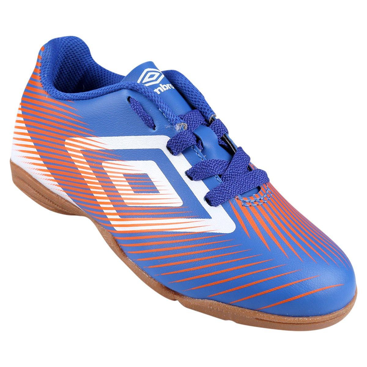 dd946a5a8e Chuteira Futsal Infantil Umbro Speed II