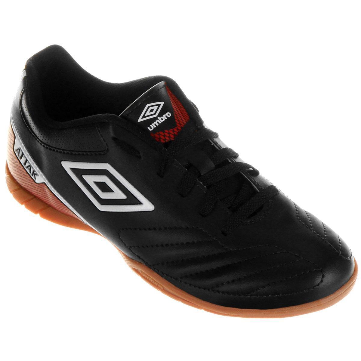 Chuteira Futsal Umbro Attak 2 - Compre Agora  7a9a2989118f7