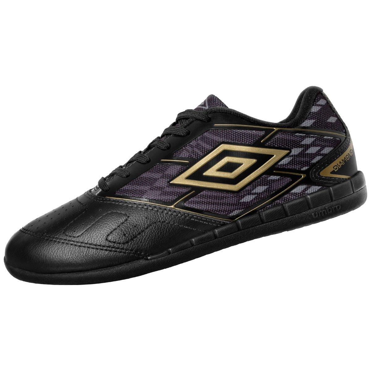 Chuteira Futsal Umbro Diamond Masculina - Compre Agora  9662e224ae092
