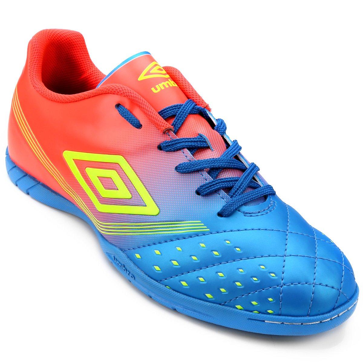 a114151d68 Chuteira futsal umbro fifty azul e vermelho compre agora shop jpg 544x544 Umbro  chuteira 2016