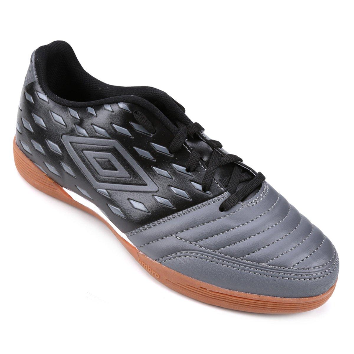 Chuteira Futsal Umbro Stratus Club - Compre Agora  23d39908d962e