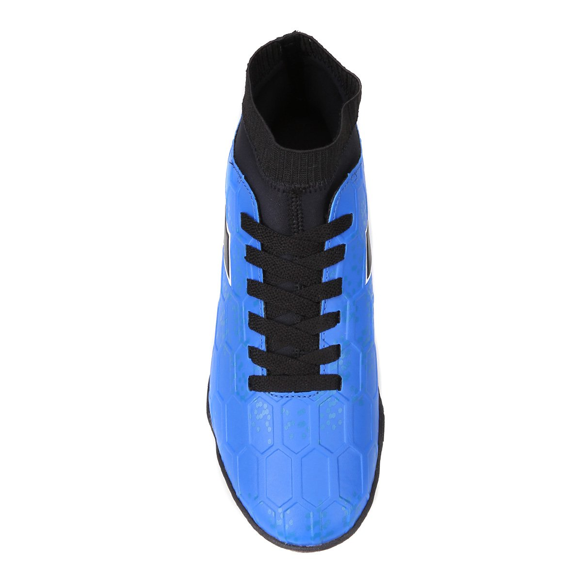 Chuteira Society Diadora Armada Turf - Azul e Preto - Compre Agora ... e6c6f67396f9c