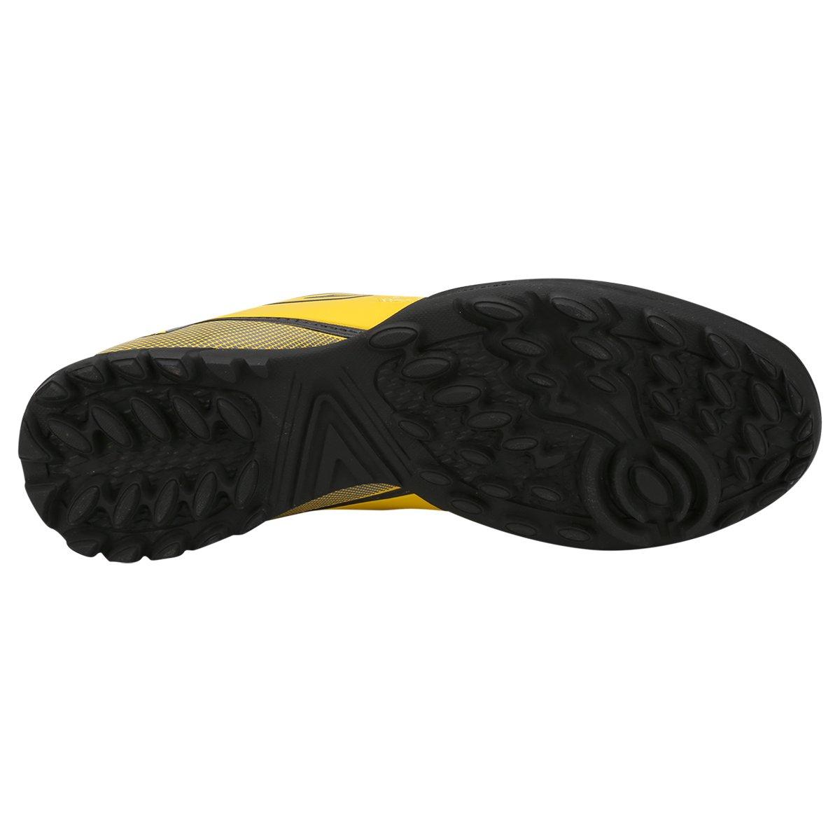 Chuteira Society Umbro Attak 2 - Amarelo e Preto - Compre Agora ... 0ccd3df582028