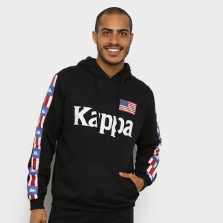 Moletom Kappa Banda USA Masculino