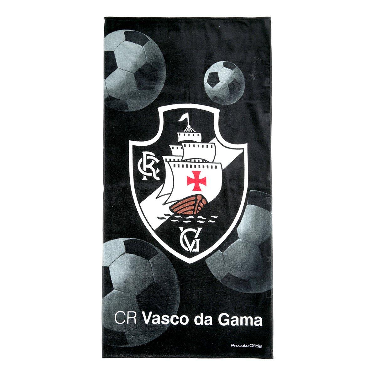Toalha de Banho Vasco Brasão aadf65a6e8976